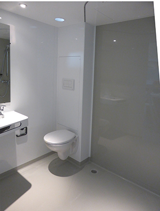Sanitaire unit - Hoekstra Ontzorgexpert
